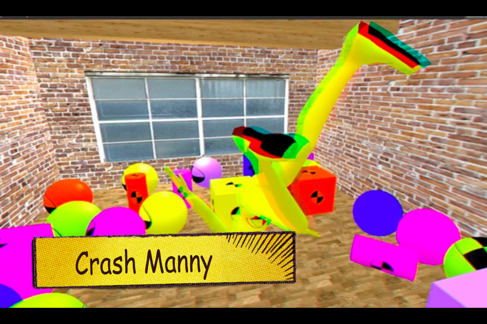 Screenshot Crash Manny 3d