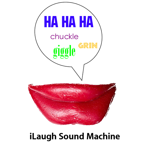 iLaugh Sound Machine app icon